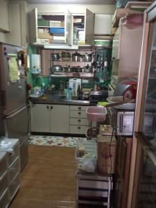 台所 掃除